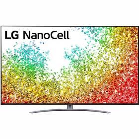 Televize LG 55NANO96P stříbrná