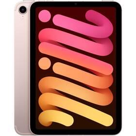 Dotykový tablet Apple iPad mini (2021) Wi-Fi + Cellular 64GB - Pink (MLX43FD/A)