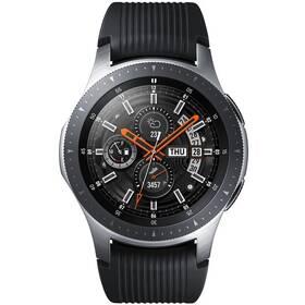 Chytré hodinky Samsung Galaxy Watch 46mm (SM-R800NZSAXEZ) stříbrné