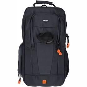 Batoh Rollei Fotoliner Sling (20289) černý/oranžový