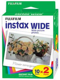 Instantní film Fujifilm Instax wide 20ks (16385995)