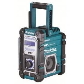 Radiopřijímač s DAB+ Makita DMR112 (bez aku)