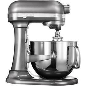 Kuchyňský robot KitchenAid Artisan 5KSM7580XEMS šedý