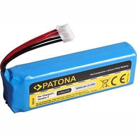 Baterie PATONA pro reproduktor JBL Charge 2+/Charge 3 (2015) 6000mAh 3,7V Li-Pol (PT6730) modrá