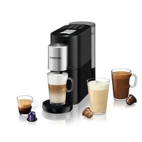 Espresso Krups Nespresso Atelier XN890831 černé