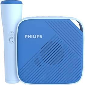 Přenosný reproduktor Philips TAS4405N modrý