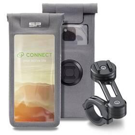 Držák na mobil SP Connect Moto Bundle II Universal Case L (53926) šedý