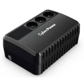Záložní zdroj Cyber Power Systems Backup Utility UPS 650VA/360W, české zásuvky (BU650E-FR)