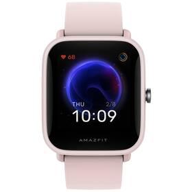 Chytré hodinky Amazfit Bip U (A2017-PI) růžový