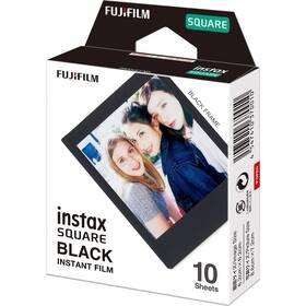 Instantní film Fujifilm Instax Square Black 10ks (16576532)