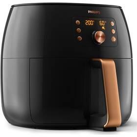 Fritéza horkovzdušná Philips HD9867/90 černá