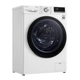 Pračka se sušičkou LG F2DV5S8S2E bílá
