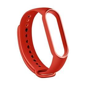 Řemínek RhinoTech na Xiaomi Mi Band 5 (RTACC036) červený