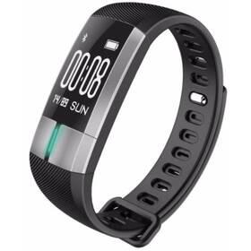 Fitness náramek Carneo Fit+ (8588006962383) černý