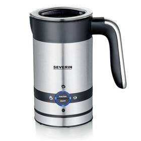 Automatický pěnič mléka Severin SM 3584 černý/stříbrný