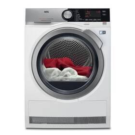 Sušička prádla AEG AbsoluteCare® T8DBC49SC bílá