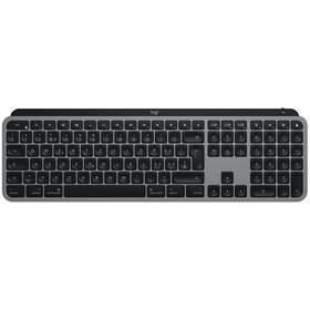 Klávesnice Logitech MX Keys for Mac, US (920-009558) šedá