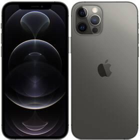 Mobilní telefon Apple iPhone 12 Pro Max 256 GB - Graphite (MGDC3CN/A)