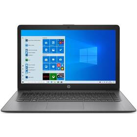 Notebook HP 14-ds0601nc černý + Microsoft 365 pro jednotlivce (244K6EA#BCM)