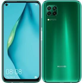 Mobilní telefon Huawei P40 lite (HMS) - Crush Green (SP-P40L128DSGOM)