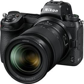 Digitální fotoaparát Nikon Z 6II + 24-70 KIT černý