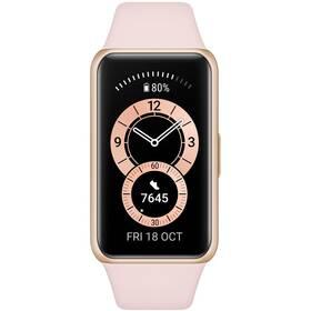 Fitness náramek Huawei Band 6 (55026638) růžový