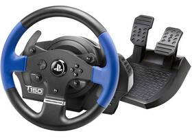 Volant Thrustmaster T150 pro PS5, PS4, PS3, PC + pedály (4160628) černý