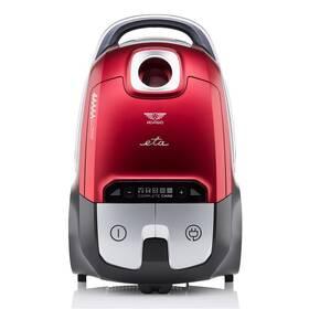 Podlahový vysavač ETA Adagio 3511 90000 červený