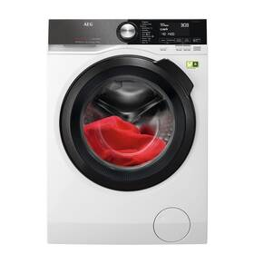 Pračka AEG SoftWater L9FBB49SC BlackEdition bílá