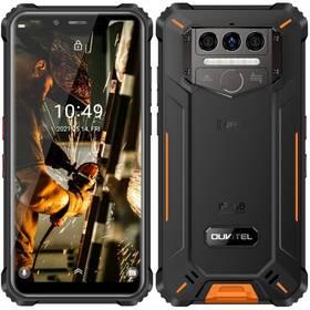 Mobilní telefon Oukitel WP9 (84002469) oranžový