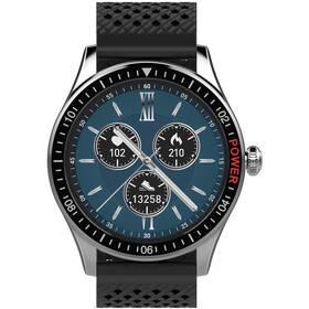 Chytré hodinky Carneo Prime GTR man (8588007861302) černé/stříbrné