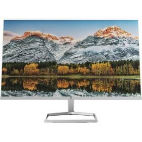 Monitor HP M27fw (2H1A4AA#ABB) stříbrný/bílý