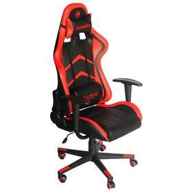 Herní židle Marvo CH-106 (CH-106) černá/červená