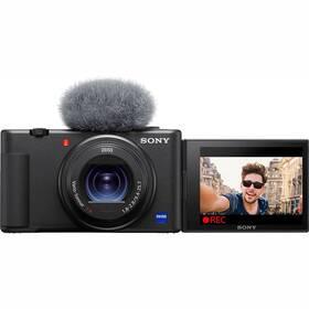 Set výrobků Sony Fotoaparát Sony ZV-1 + Grip GP-VPT2BT černý