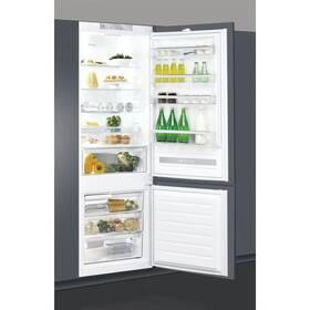 Chladnička s mrazničkou Whirlpool W Collection SP40 801 EU 1 bílá