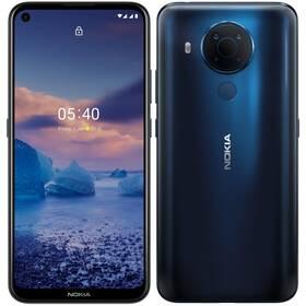 Mobilní telefon Nokia 5.4 - ZÁNOVNÍ - 12 měsíců záruka modrý