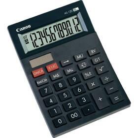Kalkulačka Canon AS-120 (4582B003AB) černá