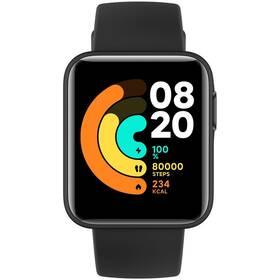 Chytré hodinky Xiaomi Mi Watch Lite (28818) černé