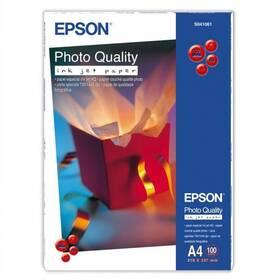 Fotopapír Epson Photo Quality A4, 102g, 100 listů (C13S041061) bílý