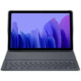 Pouzdro na tablet s klávesnicí Samsung Galaxy Tab A7 (EF-DT500UJEGEU) šedé