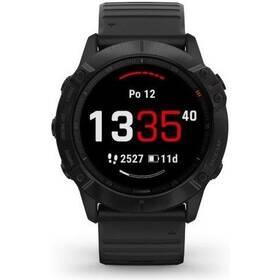 GPS hodinky Garmin fenix6X PRO Glass (MAP/Music) (010-02157-01) černé