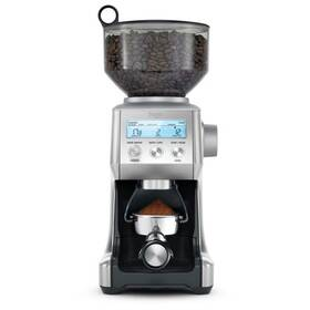 Kávomlýnek SAGE BCG820 stříbrný