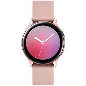 Chytré hodinky Samsung Watch Active2 40mm - ZÁNOVNÍ - 12 měsíců záruka růžové