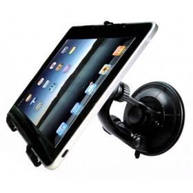 Držák na tablet WG 2v1, na sklo a opěrku hlavy (4035) černý
