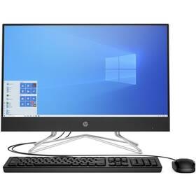 Počítač All In One HP 24-df0600nc (25J37EA) černý