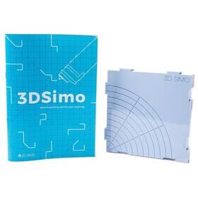 Příslušenství 3D SIMO silikonové podložky (G3D2005)