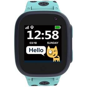 Chytré hodinky Canyon Sandy KW-34 - dětské (CNE-KW34BL) modrý