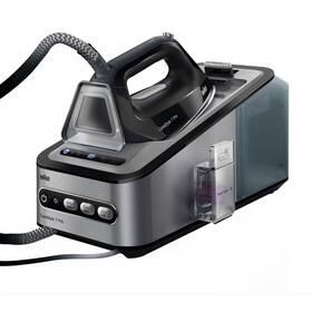 Žehlicí systém Braun CareStyle 7 Pro IS 7156 BK černý/stříbrný