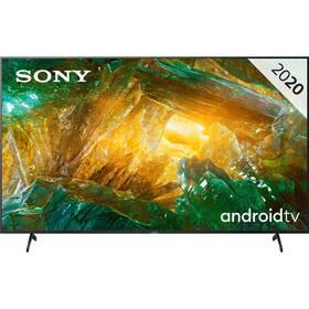 Televize Sony KE-85XH8096 černá
