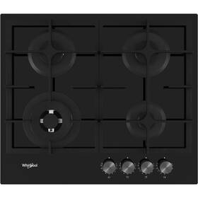 Plynová varná deska Whirlpool GOFL 629/NB černá